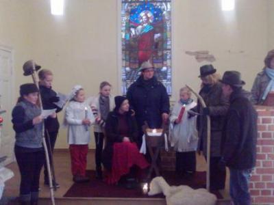 Foto zur Meldung: Gottesdienste zum Weihnachtsfest