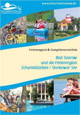 Foto zur Meldung: Neues Gastgeberverzeichnis der Ferienregion Scharmützelsee erschienen