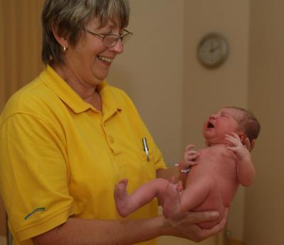 Foto zur Meldung: Noch mehr Babys im Klinikum Niederlausitz und informativere Klinikbesichtigungen