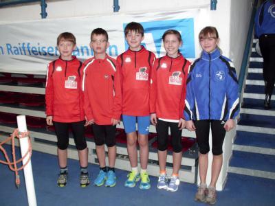 Foto zur Meldung: Leichtathletik-Hallen-Meisterschaften