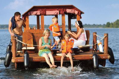 Foto zur Meldung: Neues Ferienjournal Lausitzer Seenland ist da