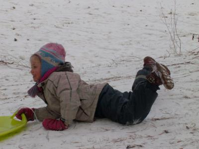 Foto zu Meldung: Winter am Naturlehrpfad