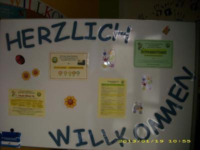 Foto zur Meldung: Freie Schule Rietschen erlebt Besucherstrom