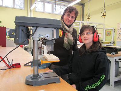 Foto zur Meldung: Berufliche Bildung nun mit Zertifikat