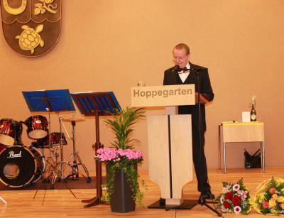 Bild der Meldung: Neujahrsempfang der Gemeinde Hoppegarten