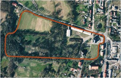 Foto zur Meldung: Verein begleitet Schlossareal-Pläne