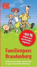Bald sind Winterferien – Familienpass Brandenburg sichern! – Über 500 Angebote für Familien