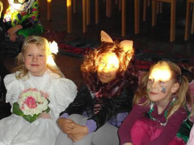 Foto zur Meldung: Schulfasching am letzten Schultag - 31.01.2013