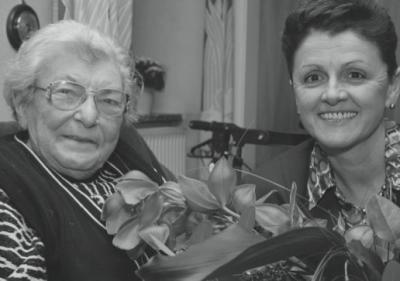 Foto zur Meldung: 95. Geburtstag Else Hager