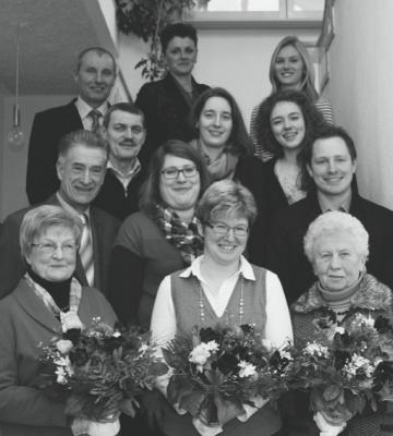 Foto zur Meldung: Neujahrsempfang – Ehrenamtliches Engagement gewürdigt