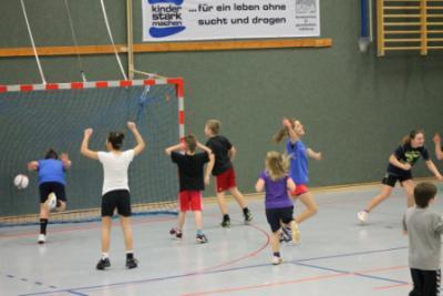 """Foto zur Meldung: Riesenandrang beim 5. """"Langen Ballspielabend"""""""