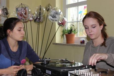 Foto zur Meldung: Girlscamp des Projekt FlexJuma erfolgreich verlaufen