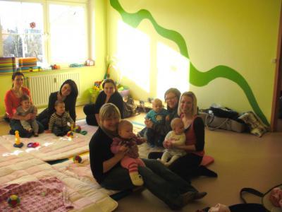 Foto zu Meldung: Informationen für alle Mamas und Papas: Besuchen Sie die Eltern-Kind-Gruppe in Falkenberg/E.