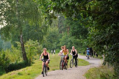 Vorschaubild zur Meldung: ADFC-Konferenz: Oranienburg Fahrradstadt Nr. 1 in Brandenburg