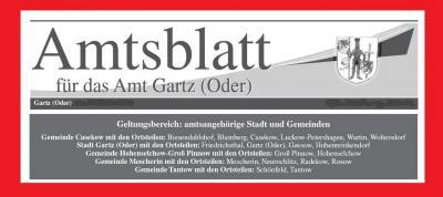 Vorschaubild zur Meldung: Amtsblatt 2/2013