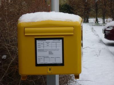 Vorschaubild zur Meldung: Service: Briefkästen der Deutschen Post