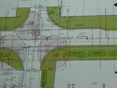 Foto zu Meldung: Schulstraße wird weiter gebaut