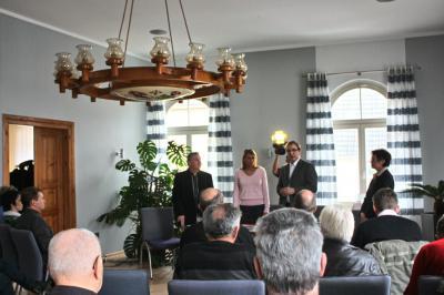 Foto zu Meldung: Nienburg (Saale) gewinnt als einzige Stadt in Sachsen-Anhalt den Sonderpreis!