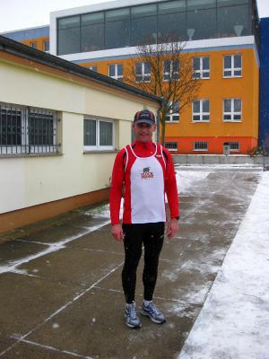 Foto zur Meldung: Winterlauf im Müritz-Nationalpark