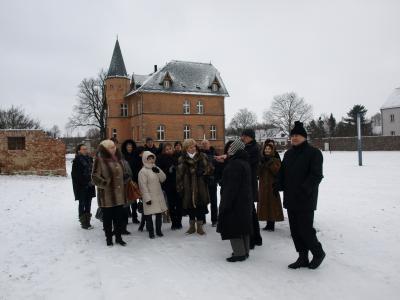 Foto zur Meldung: Nachtrag Januar: Litauische LAG zu Besuch in der Region