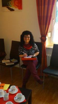 Vorschaubild : Lisa-Doreen Roth liest im Erzählcafé