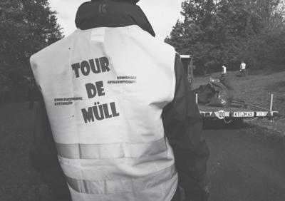 Foto zu Meldung: Flursäuberungsaktionen – Gewusst wie und wann! »Tour de Müll« am 12. Oktober