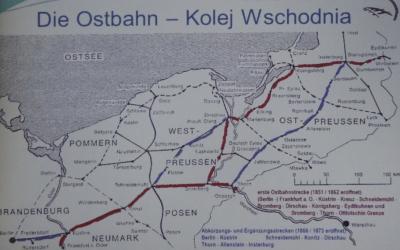 Foto zur Meldung: Kolej Wschodnia – Die Ostbahn