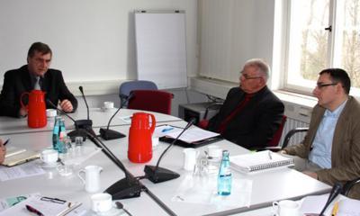 Foto zur Meldung: Wirtschaftsminister empfing Arbeitskreis Rehfelde-EigenEnergie