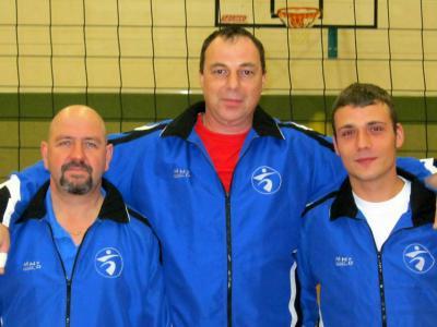 Foto zur Meldung: Volleyballabteilung des SC Laage mausert sich