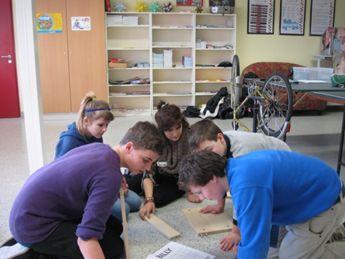 Foto zur Meldung: Leserbrief der Oberschule Falkensee: Hubschrauberpilot oder Verfahrenstechniker?