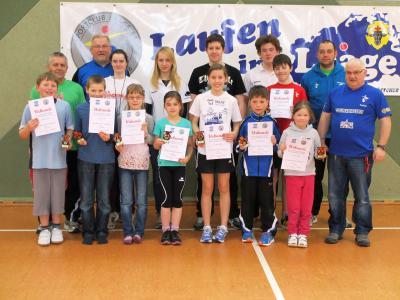Foto zur Meldung: Kindersportfest in Laage