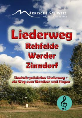 Foto zur Meldung: Neue Liederweg-Broschüre