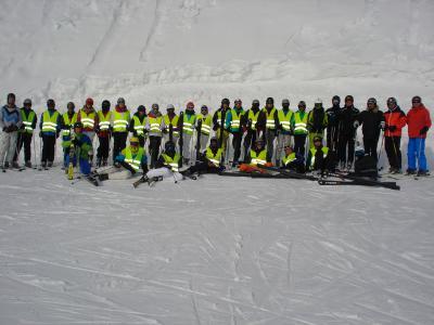 Foto zu Meldung: Das Alpine Skilager