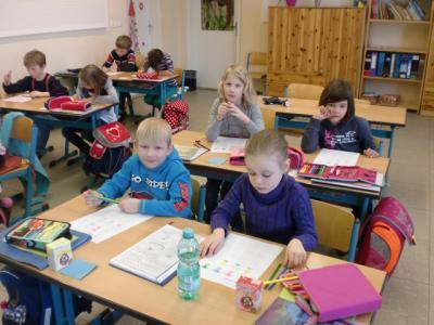 Foto zur Meldung: SINUS – Tag an der Grundschule Rückersdorf am 05. März 2013