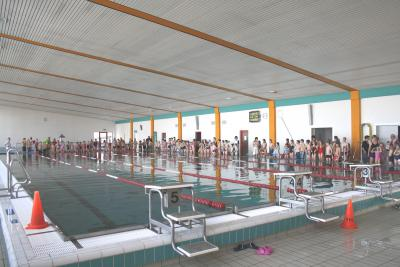 Foto zur Meldung: 16. Kinder- und Jugendsportspiele Schwimmen in Lübbenau