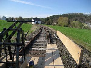 Foto zur Meldung: Die Draisinensaison im Aartal beginnt am 21. April
