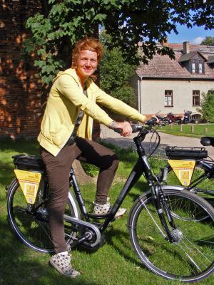 """Foto zur Meldung: Netzwerk E-Bike """"Sonne auf Rädern"""" geht in die 2. Saison"""