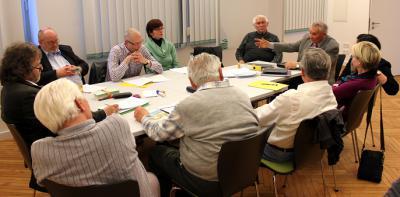 Foto zu Meldung: Zwischenpräsentation der Regionalstrategie Daseinsvorsorge Spreewalddreieck