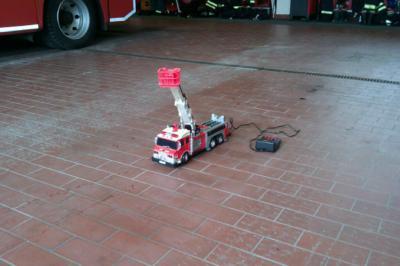 """Foto zur Meldung: Calauer Feuerwehr bekommt """"neues"""" Einsatzfahrzeug"""