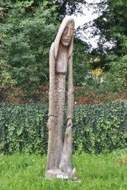 Foto zur Meldung: Skulpturen am Radweg - Kunst aus der Region