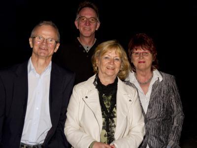 Foto zur Meldung: Die BGR wählte neuen Vorstand