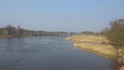 Foto zur Meldung: Wie lange hält noch die Oderbrücke ?