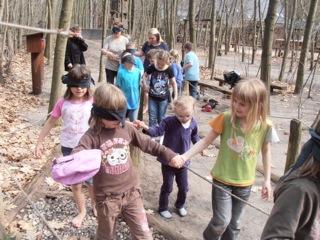 Foto zur Meldung: Unsere Klassenfahrt zum Frauensee