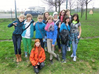 Foto zu Meldung: Zukunftstag für Mädchen und Jungen