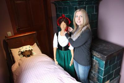 Foto zur Meldung: Märchenhaftes im Spreewald-Museum