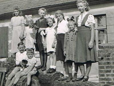 Foto zur Meldung: Kindheit in Rehfelde