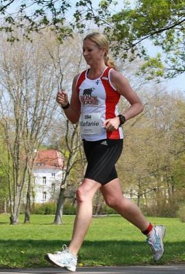 Foto zur Meldung: Landesmeisterschaften im Halbmarathon