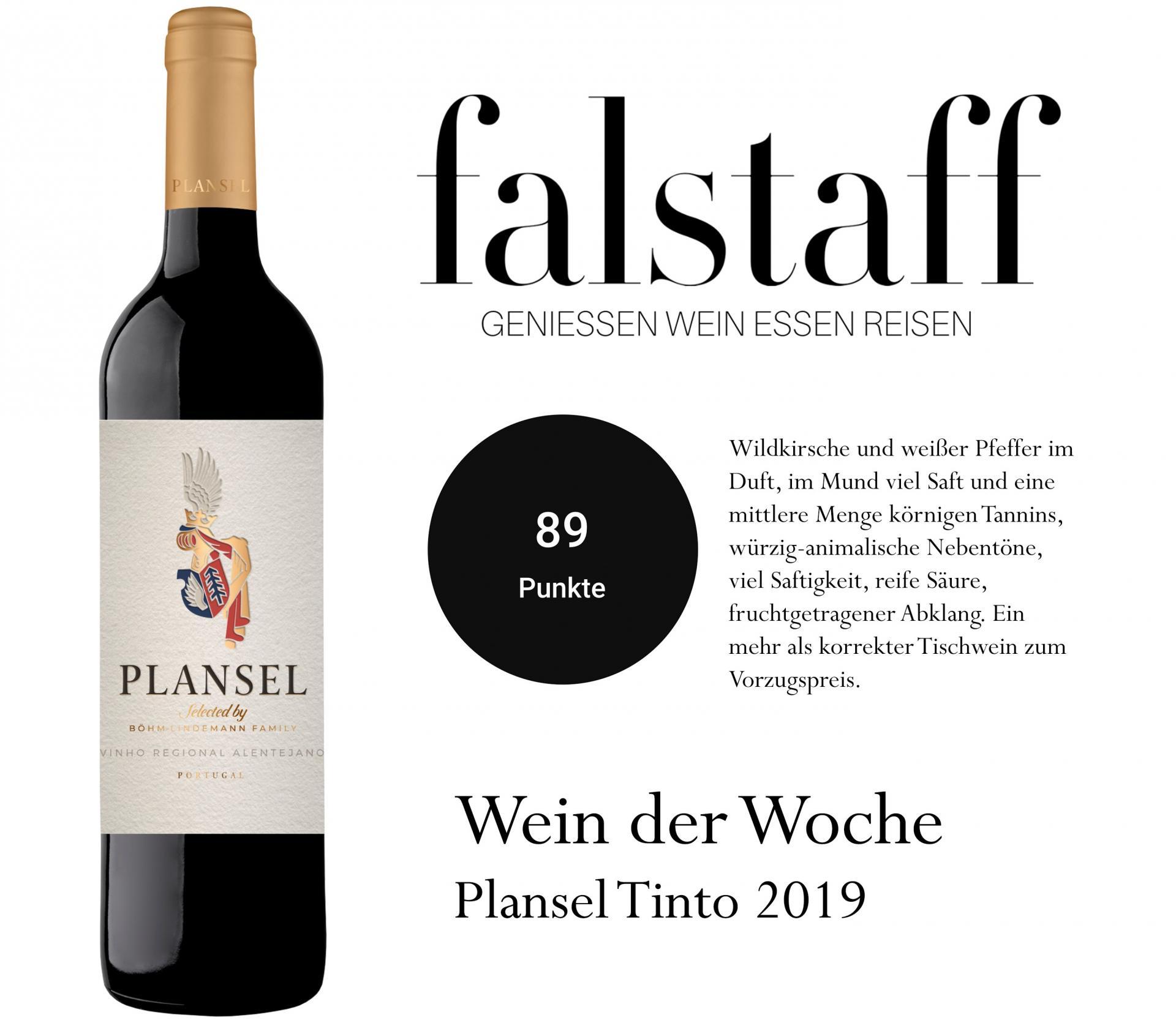 falstaff - Wein der Woche