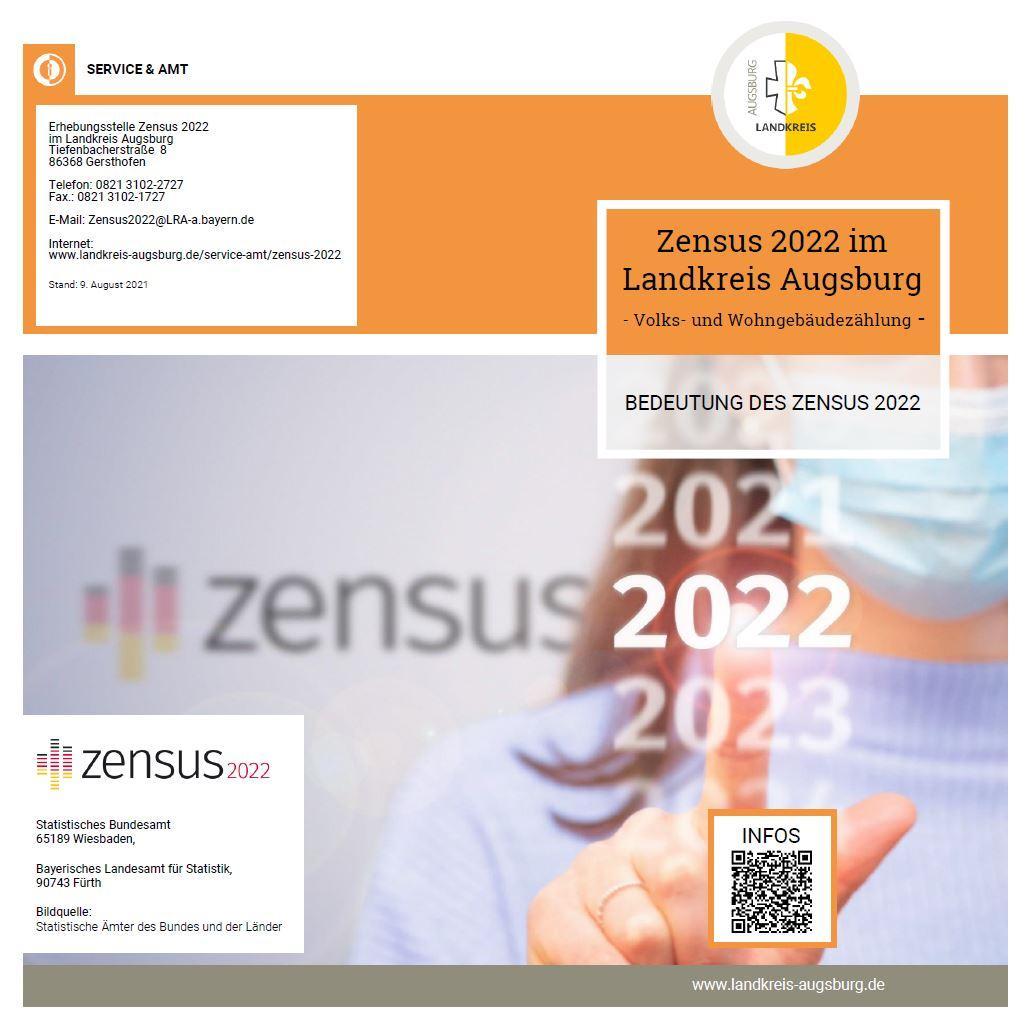 Bedeutung des Zensus 2022