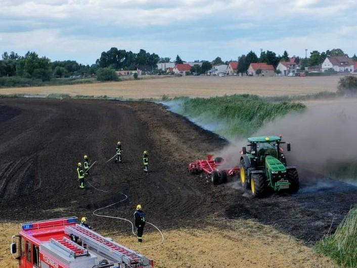 2021-07-31 Feldbrand - Bild 3